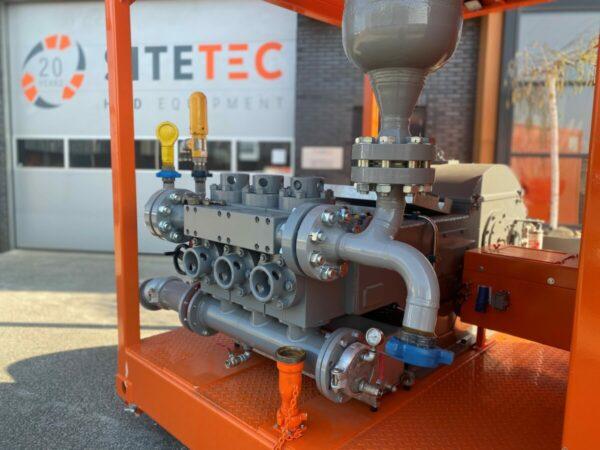 SiteTec's new P2500D