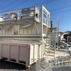 Reclaiming mud with SiteTec Units