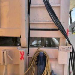 Bentonite mixing unit