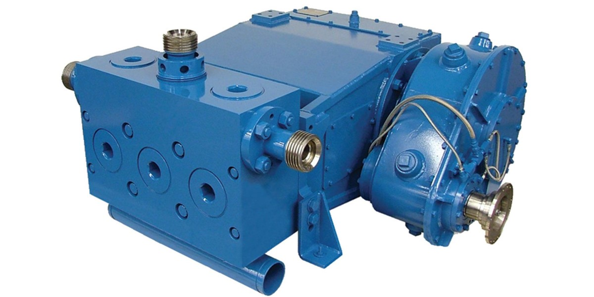 MISSION Well Service Pumps 1200