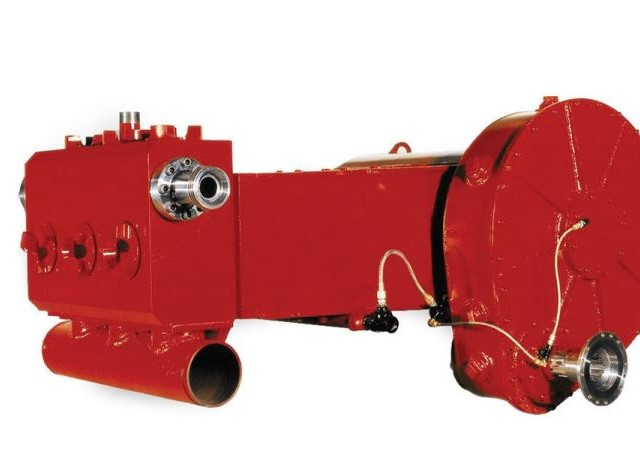 MISSION Well Service Pumps WS-600 HDD