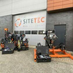 LaValley Industries Range at SiteTec